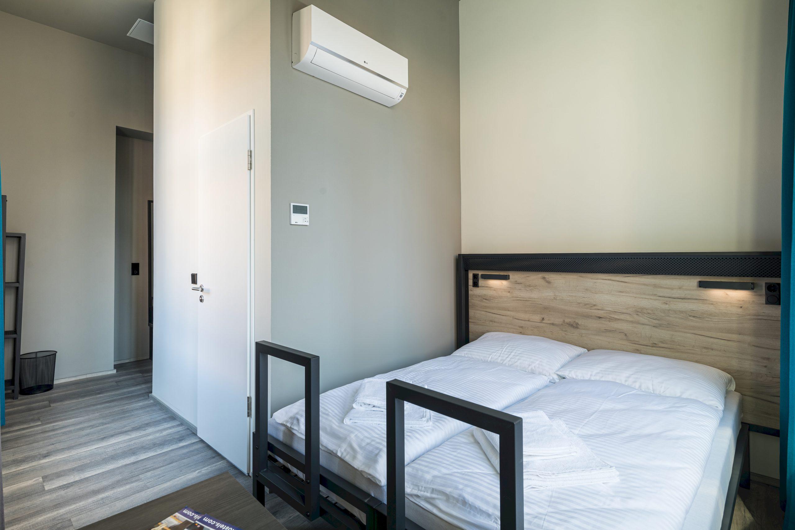 a&o Hotel Budapest City Room 2