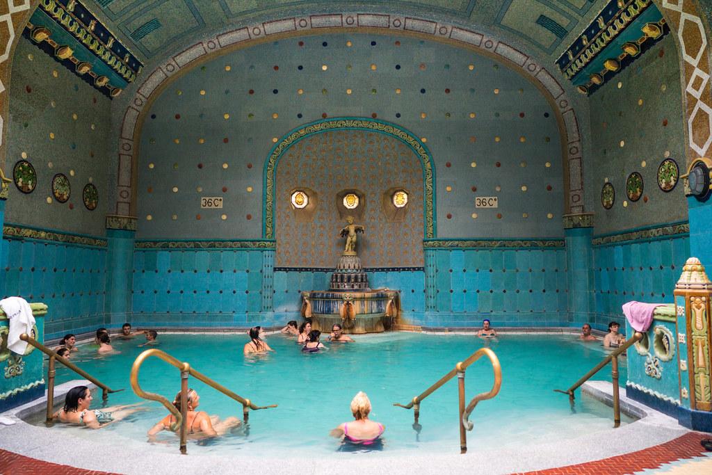 Gellert Thermal Bath Budapest