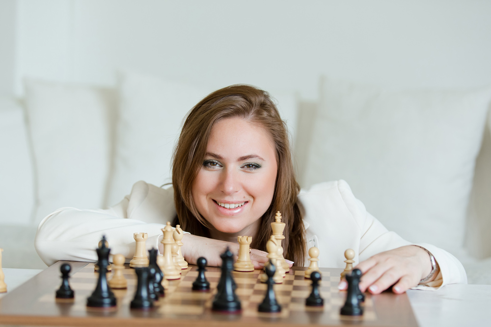 Judit Polgar World Chess Champion