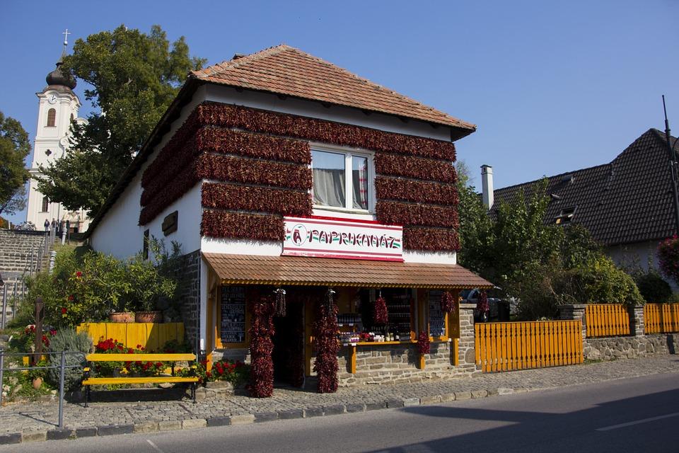 Paprika house Tihany