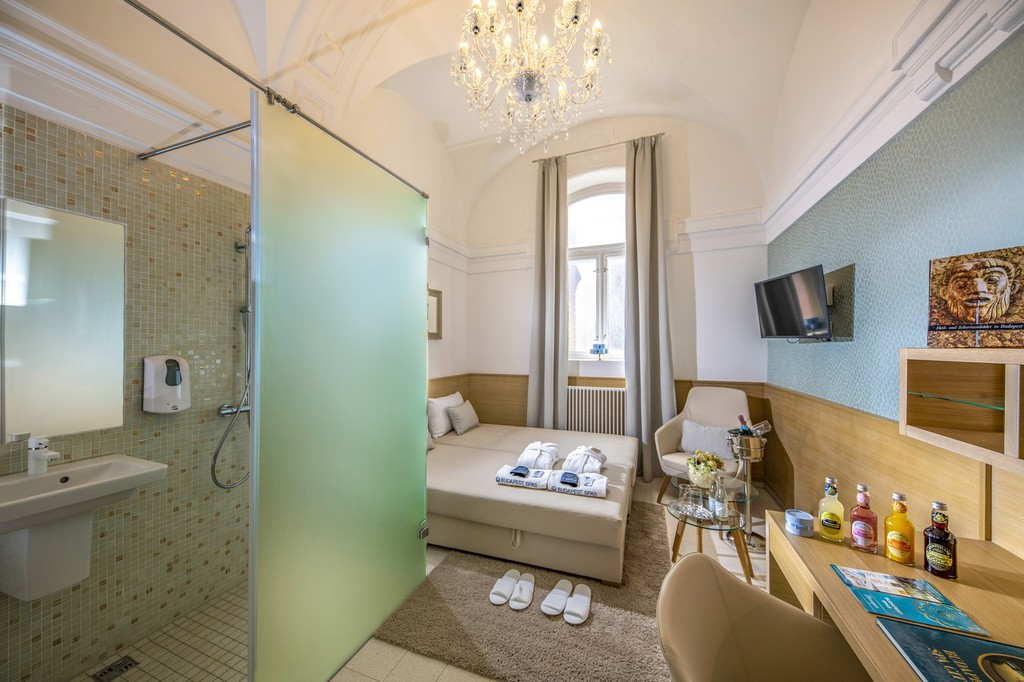 Szechenyi Bath Privat Spa Suite