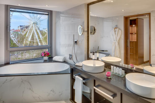 Kempinski Budapest Bathroom Executive Suite