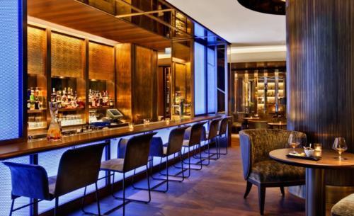 Kempinski Budapest Blue Fox Bar