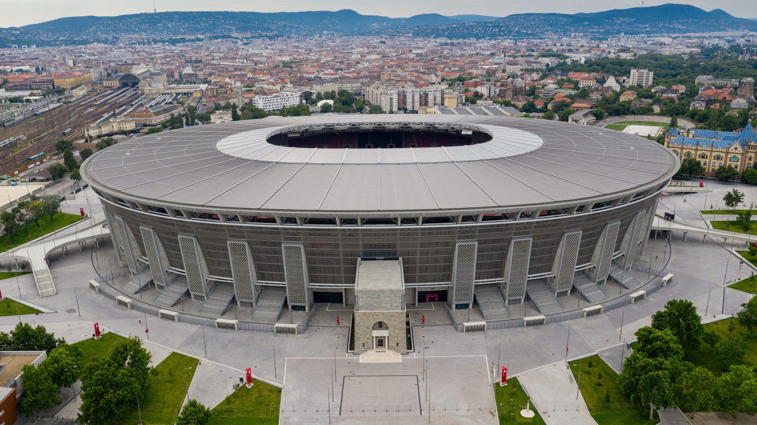 Puskás Arena Budapest - Dynamic Tours DMC Budapest
